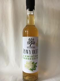 Live Vinegar with Elderflower