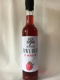 Live Raspberry Vinegar