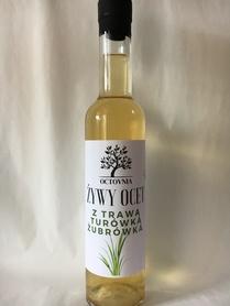 Live Vinegar with Bison Grass